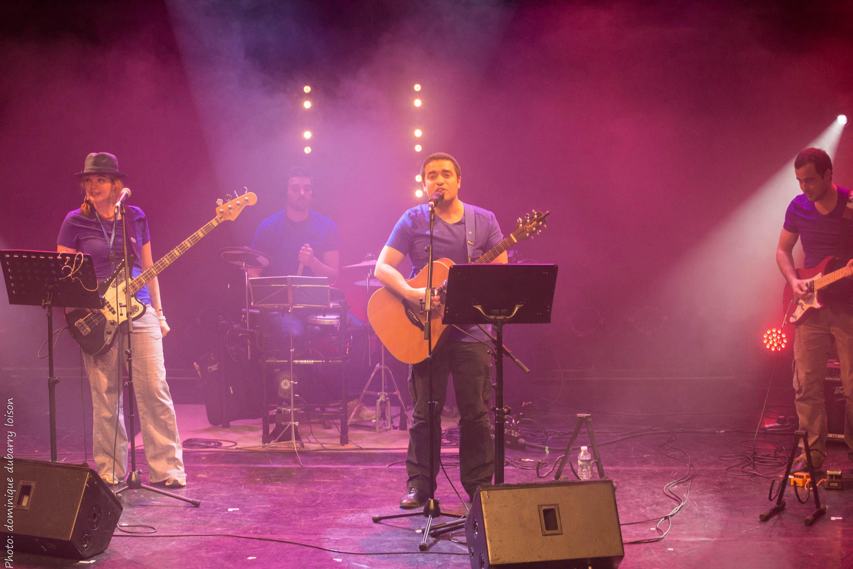 Les Matelas Bleus groupe de Michael Nativel
